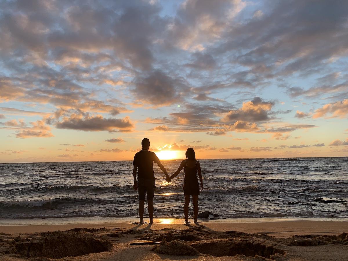 sunrise kauai hawaii