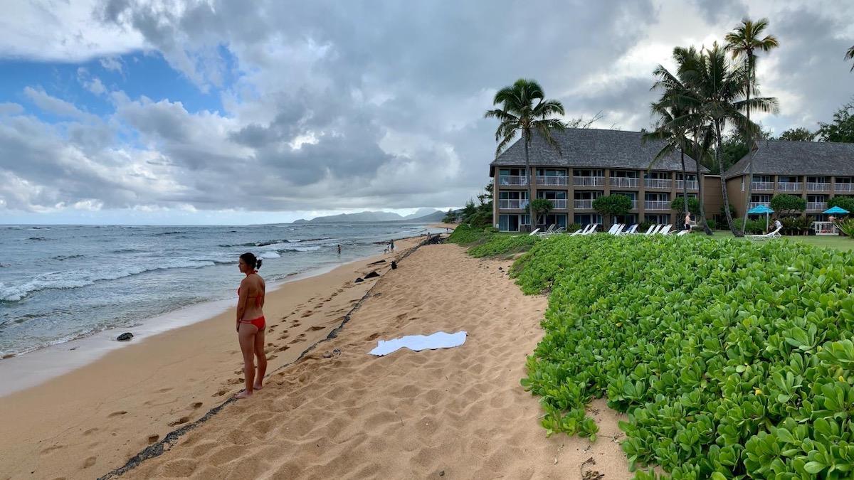 ISO Hotel Kapaa Kauai Hawaii
