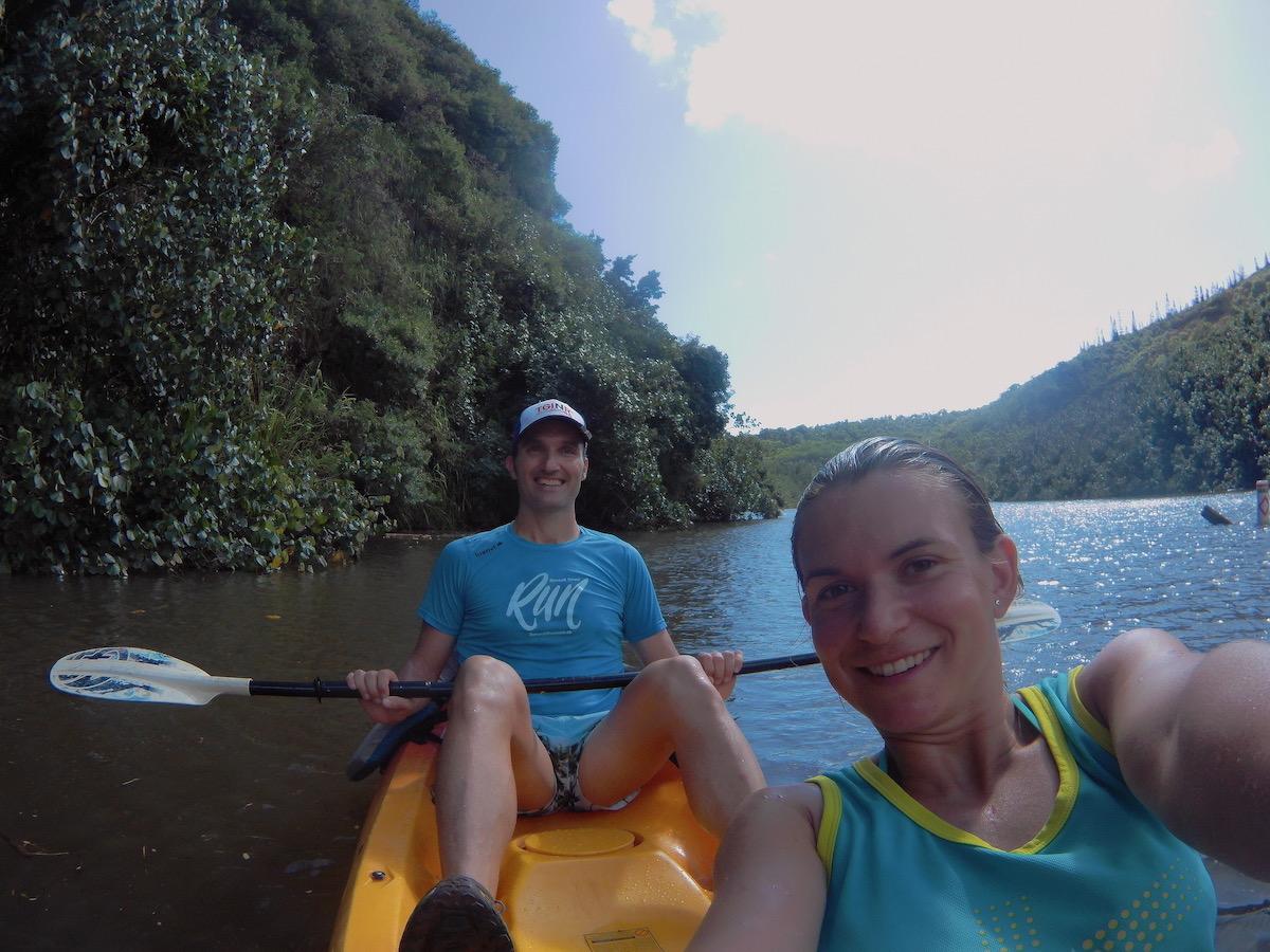 kayak waimea kauai hawaii