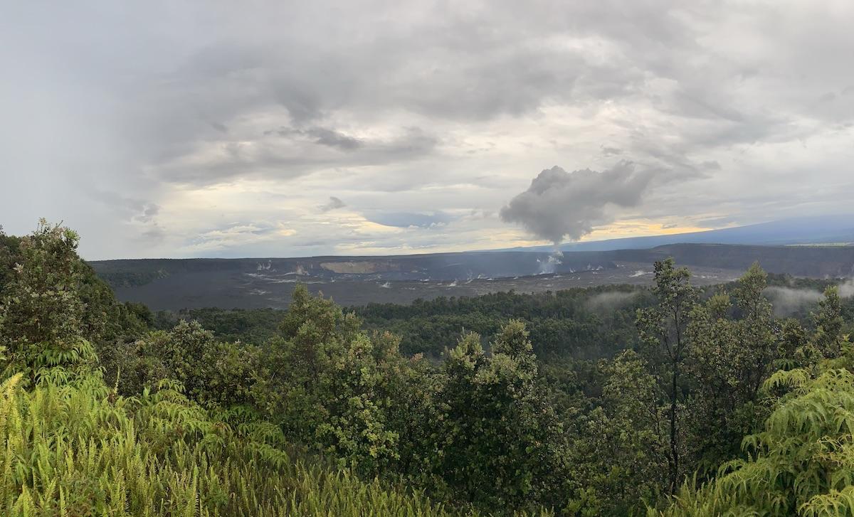 volcano kona hawaii