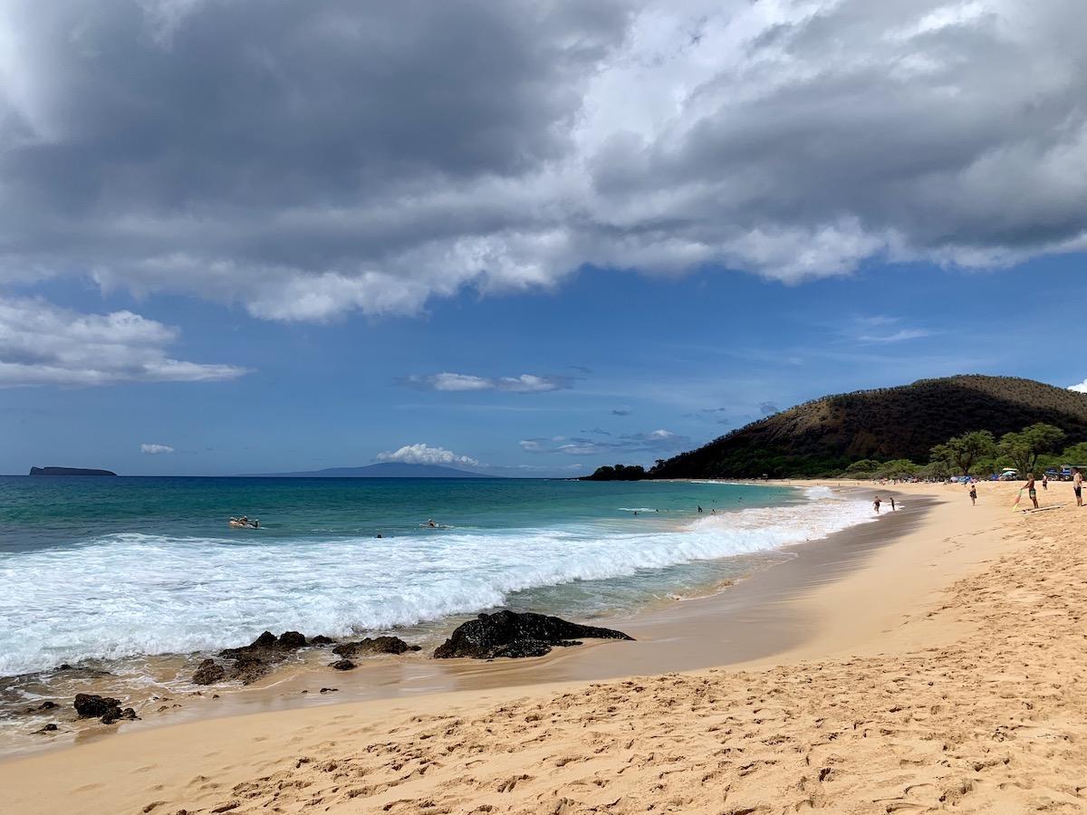 makena beach maui hawaii