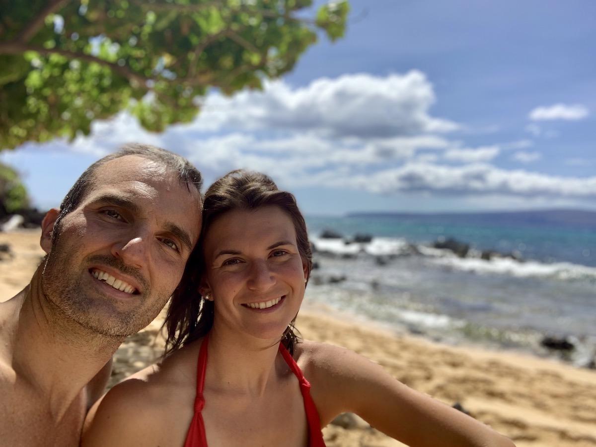 makena beach hawaii maui