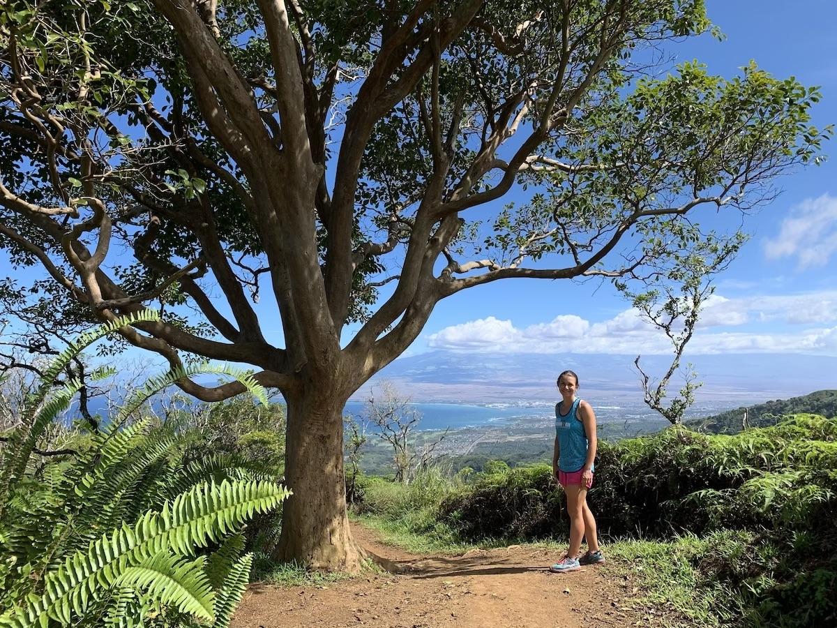 waihee trail maui hawaii